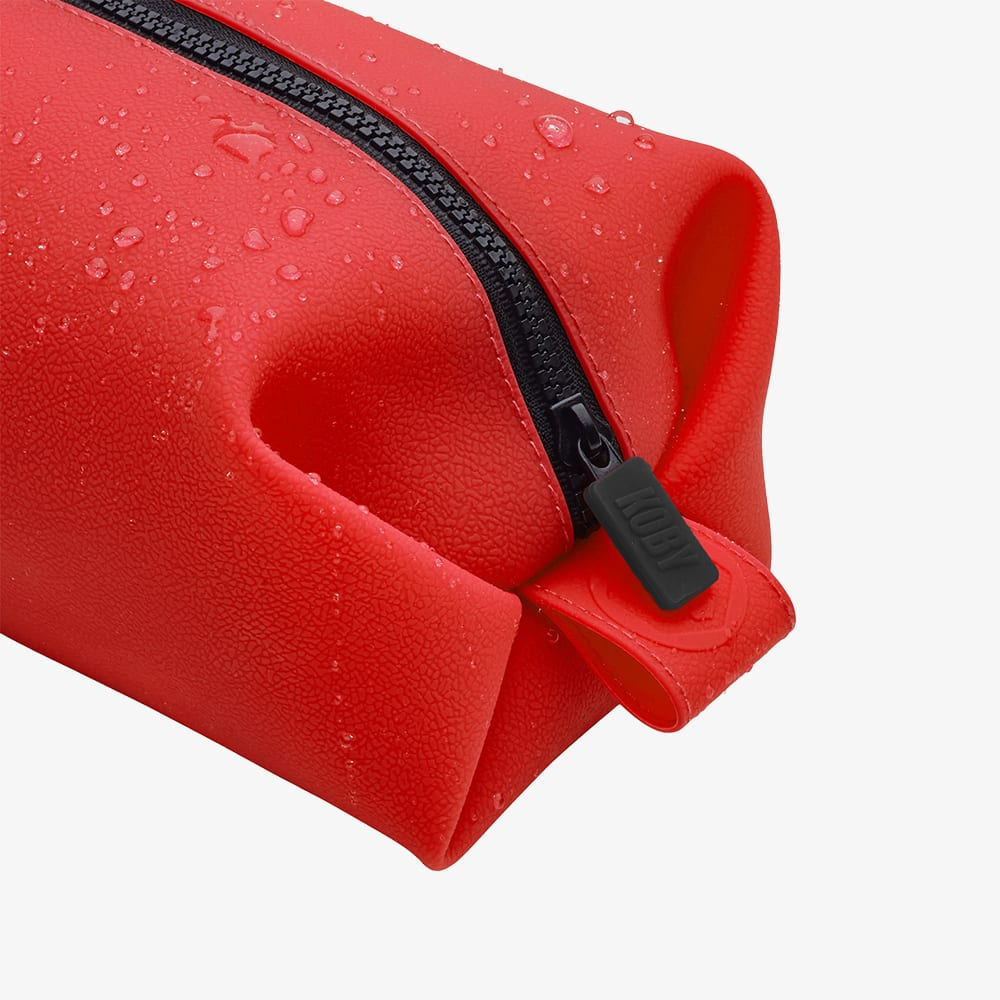 d4ebc77e0f Silicone Travel Wash Bag - Hygienic and Leak-Resistant - Packing Sorted