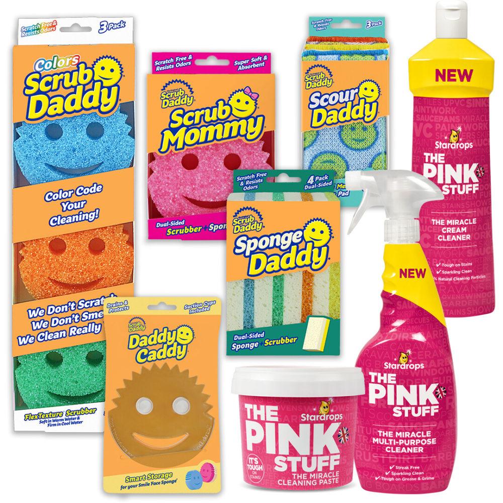 The Pink Stuff Ultimate Scrub Bundle