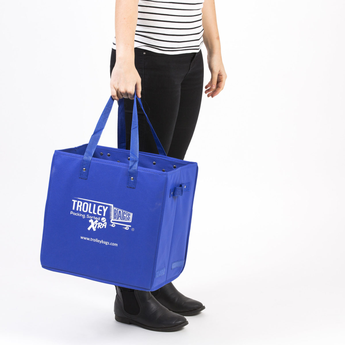 Trolley Bags Xtra is the perfect solution for when you need to do a small shop.